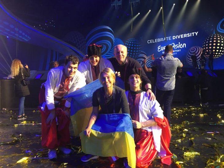 Eurovision, il tweet degli inglesi contro Gabbani: gli italiani rispondono così