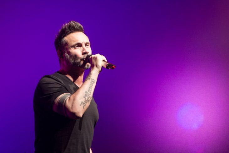 Nek, le foto del concerto a Milano del 15 maggio 2017