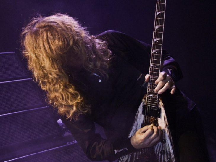 Megadeth, intervista a Dave Mustaine