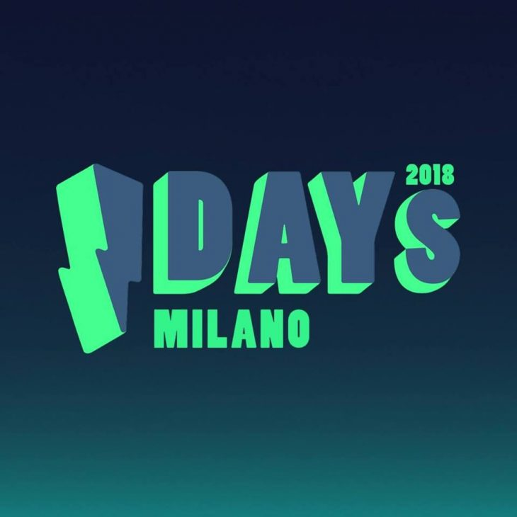 i-days-2018-biglietti-informazioni-programma