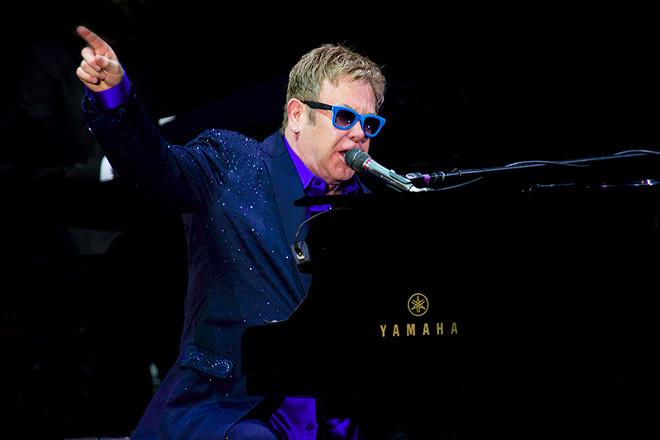 Elton John: doppia data in Italia all'Arena di Verona