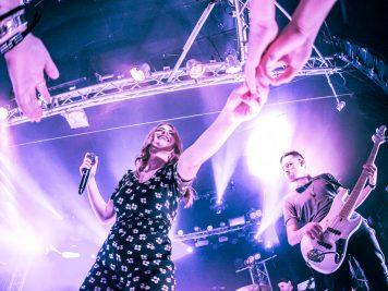 Federica Carta, le foto del concerto di Treviso del 3 maggio 2018
