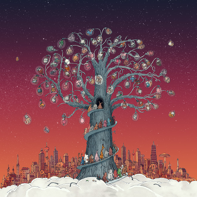 dance-gavin-dance-artificial-selection-recensione