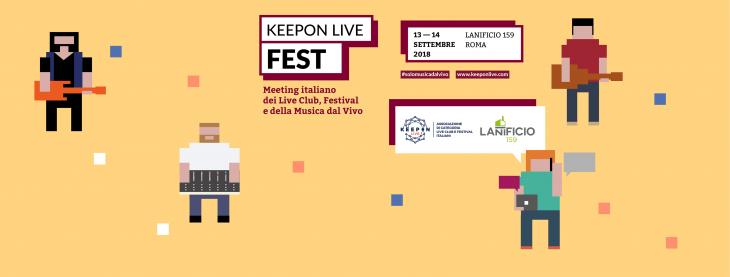 keepon-live-fest-2018-programma