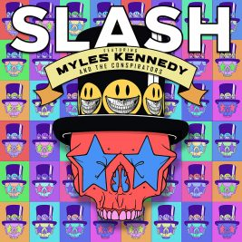 slash-living-the-dream-recensione