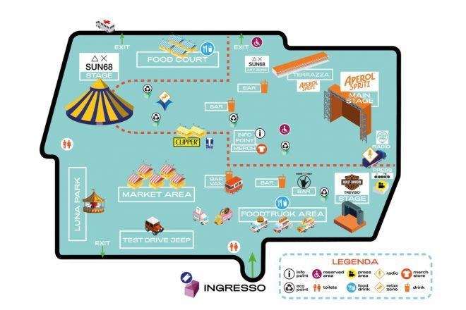 core-festival-2019-mappa