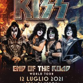 kiss end of the road tour 2021