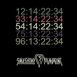 the smashing pumpkins countdown