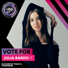 Music Moves Europe Talent Awards 2021 julia bardo