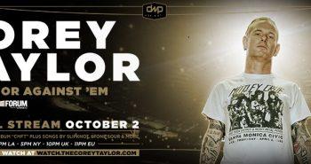 corey taylor live in LA
